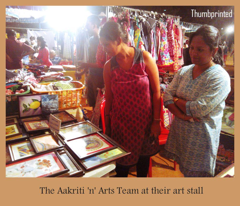 art stall1