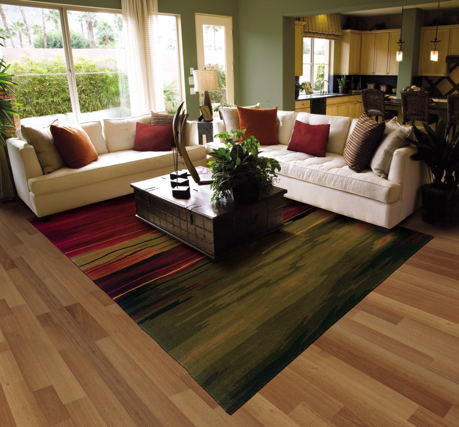 Green Rug For Living Room