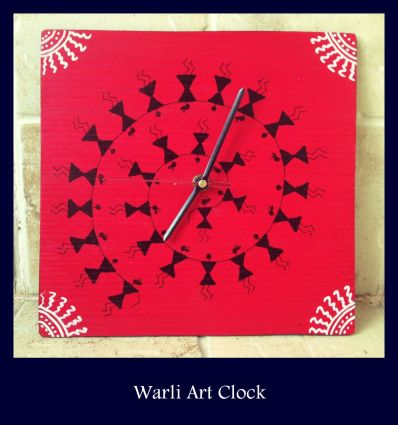 red_clock_craftsvilla