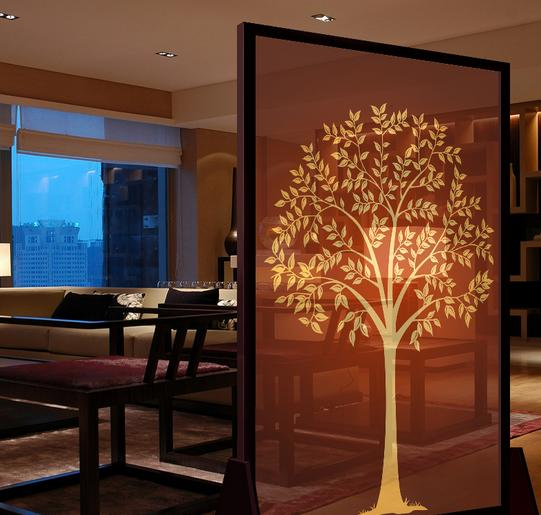 silk screen partition