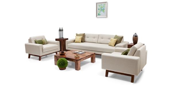 Sofa set 3+1+1_UrbanLadder