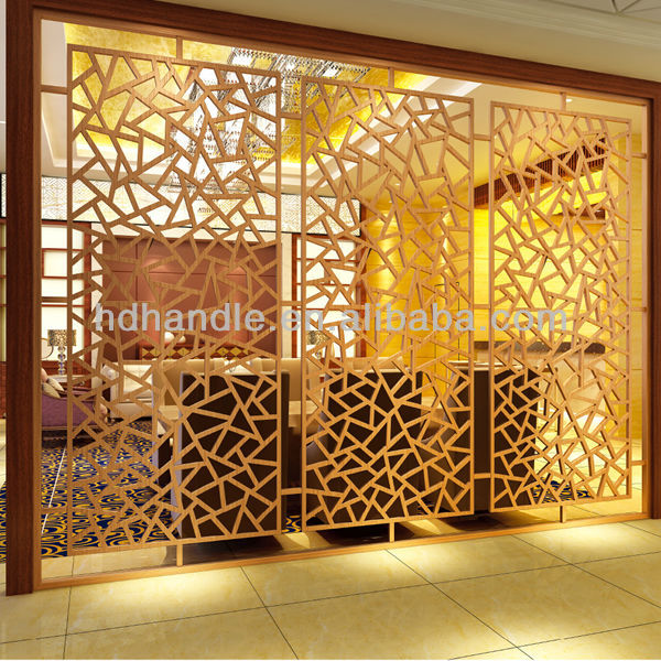 Decorative Wood Screens ~ Screens thumbprinted