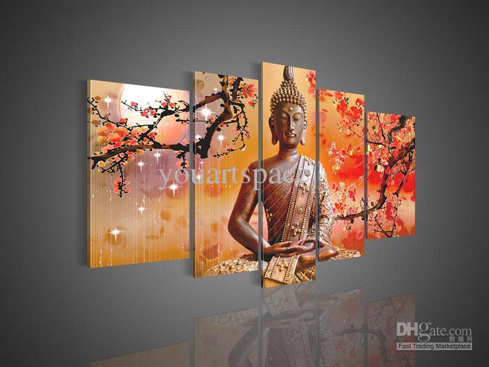 4 panel digital art