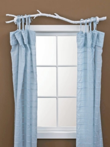 creative curtain rod