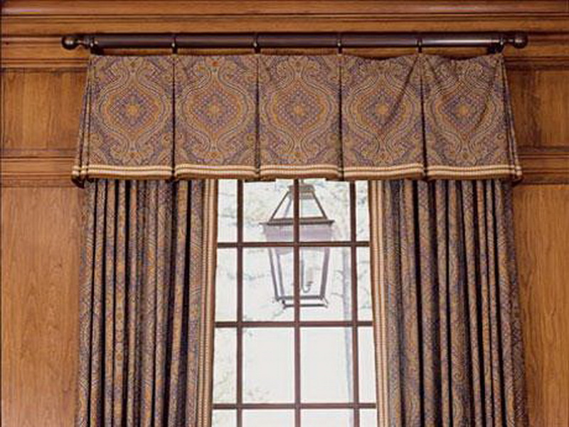 valance with hang how hunker a curtains step to