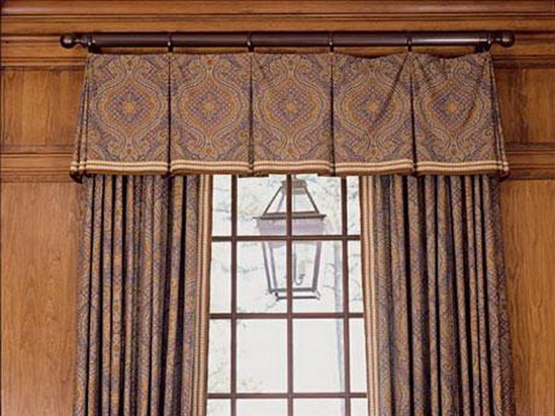 curtain valance is it