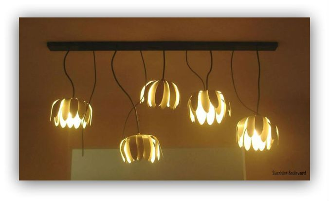 dining table overhead ceiling lamp