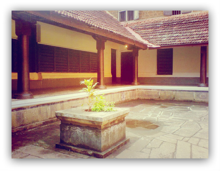 Traditional South Indian Homes Thumbprinted