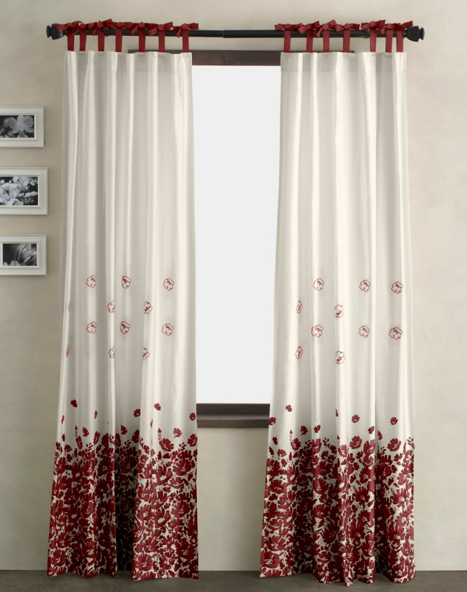 Tie Curtains