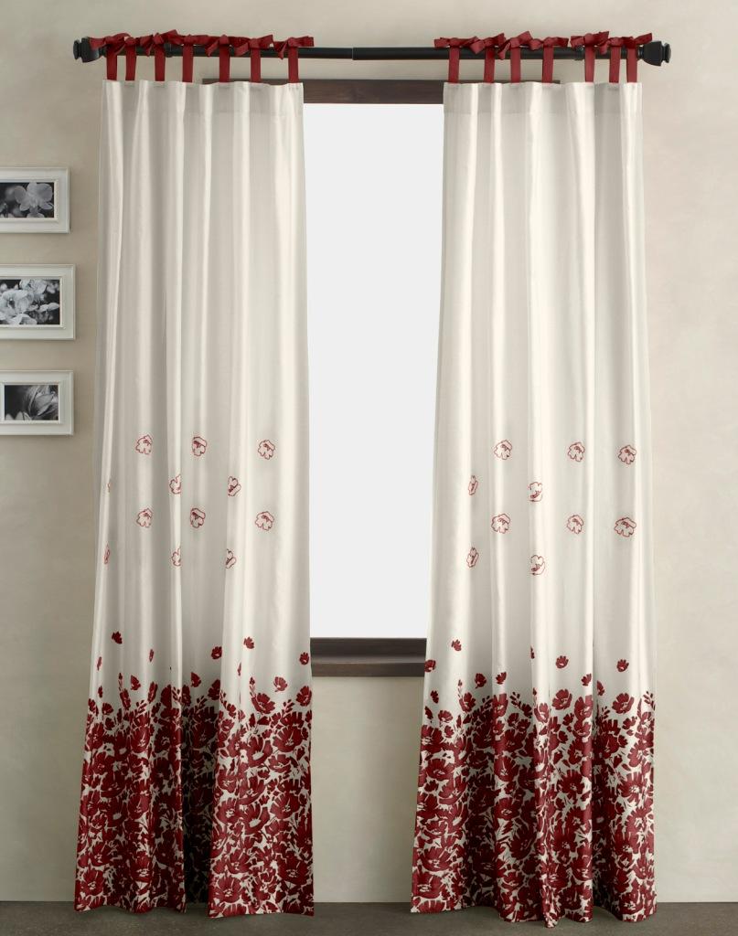 Tie Curtains