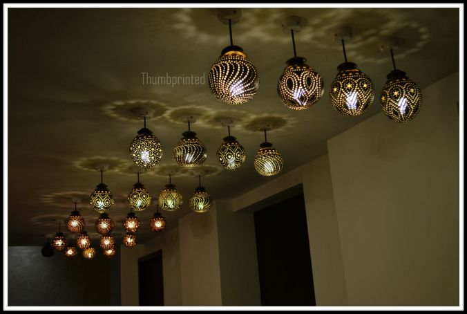 coconut shell lamps