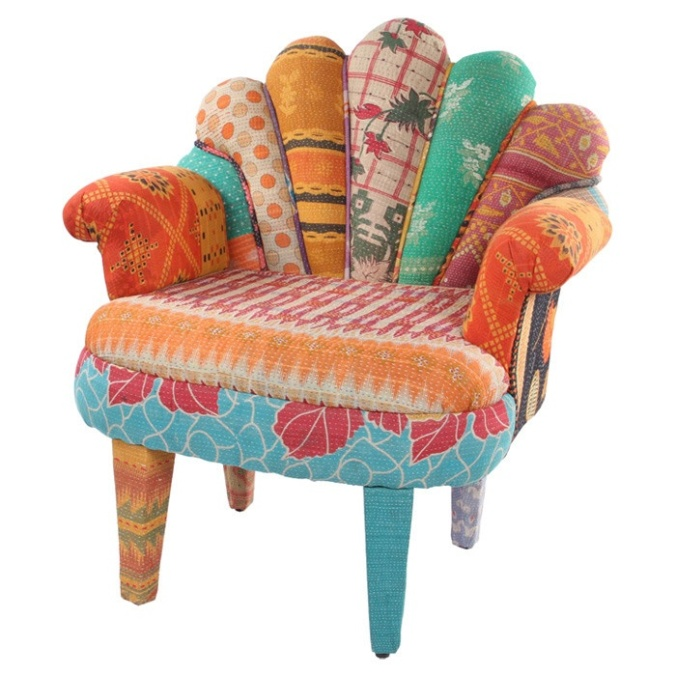peacock accent chair pinterest